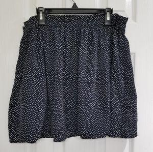 Dresses & Skirts - Polka dot skater skirt